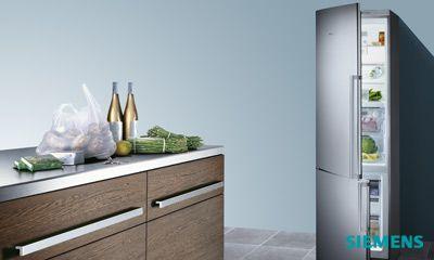 Siemens Kühlschrank Gefrierkombi : Kühl gefrierkombination getrenntes kühlen und gefrieren in einem